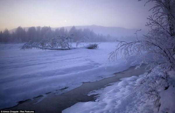 Ngôi làng lạnh nhất thế giới - nơi mất 3 ngày đế chôn cất người chết ảnh 7