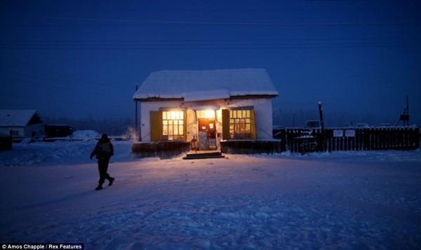 Ngôi làng lạnh nhất thế giới - nơi mất 3 ngày đế chôn cất người chết ảnh 10