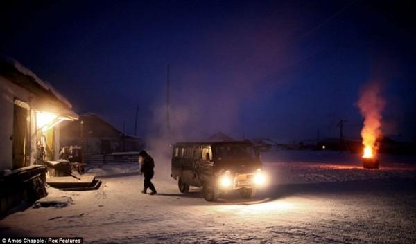 Ngôi làng lạnh nhất thế giới - nơi mất 3 ngày đế chôn cất người chết ảnh 9