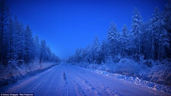 Ngôi làng lạnh nhất thế giới - nơi mất 3 ngày đế chôn cất người chết ảnh 8