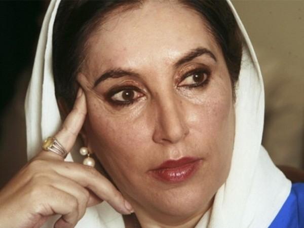 Cựu Thủ tướng Pakistan Benazir Bhutto