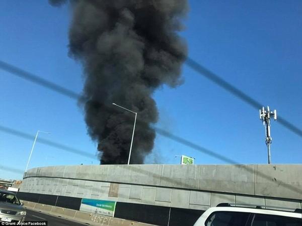 Vụ máy bay rơi trúng trung tâm thương mại: 5 người thiệt mạng ảnh 4