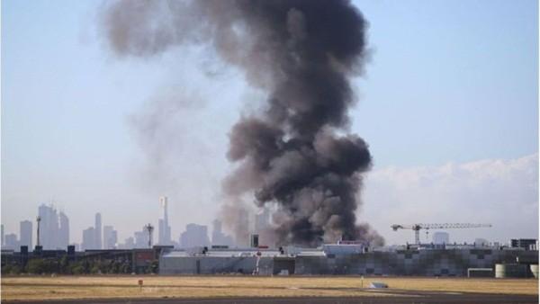 Vụ máy bay rơi trúng trung tâm thương mại: 5 người thiệt mạng ảnh 3