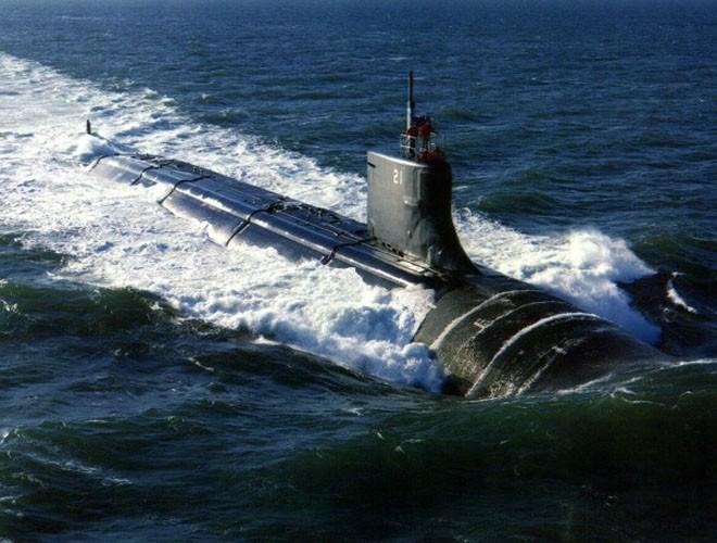 Tàu ngầm lớp Seawolf của Hoa Kỳ