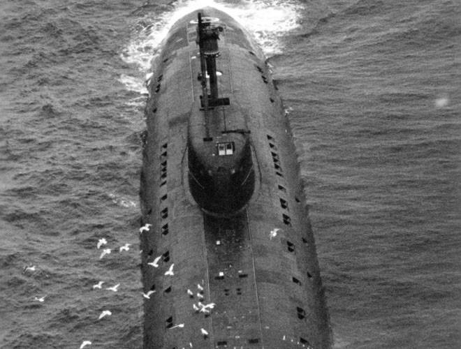 Tàu ngầm lớp Barracuda đạt tốc độ tối đa 65,1km/h
