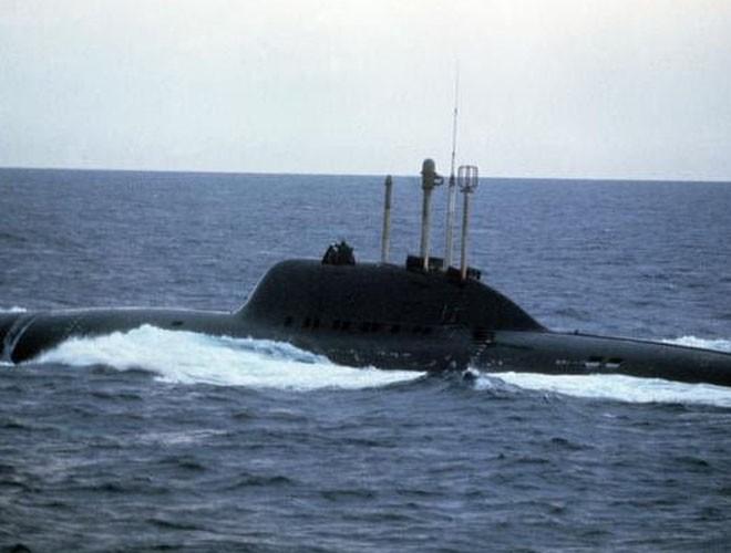 Tàu ngầm 705 lớp Lira