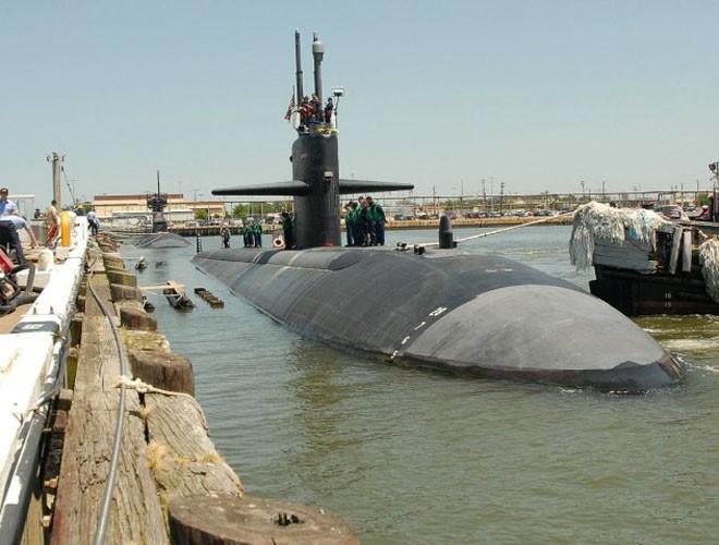 Tàu ngầm hạt nhân lớp Los Angeles