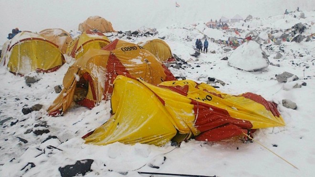 Động đất tại Nepal: 1.457 người chết, có thể còn nhiều nạn nhân trong đống đổ nát ảnh 3