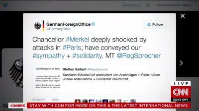 Phản ứng của các nhà lãnh đạo thế giới trước các vụ tấn công khủng bố tại Paris ảnh 4