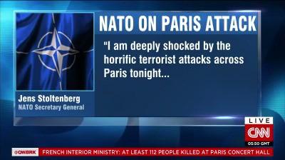 Phản ứng của các nhà lãnh đạo thế giới trước các vụ tấn công khủng bố tại Paris ảnh 6