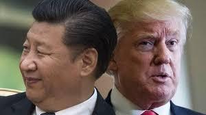 Chủ tịch Trung Quốc Tập Cận Bình và Tổng thống Mỹ mới đắc cử Donald Trump