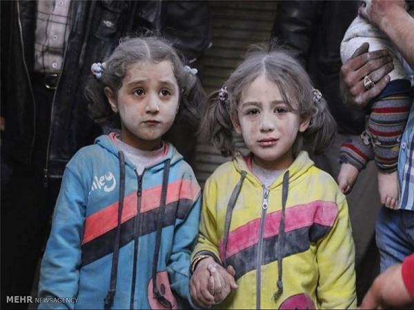Những em bé Syria đang phải chịu đựng sự khốc liệt của chiến tranh