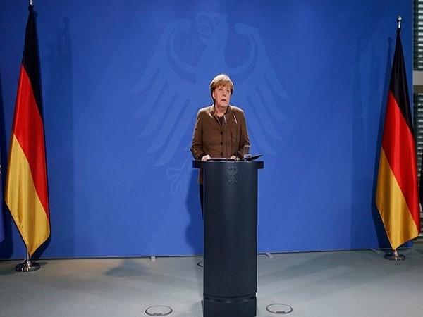 Thủ tướng Đức Anglea Merkel