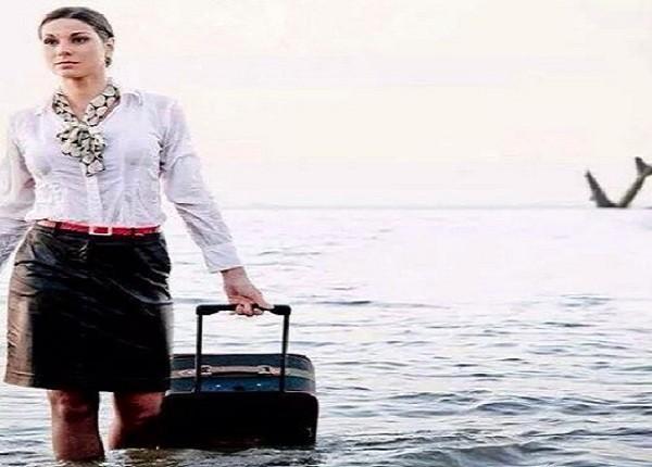 Bức ảnh đăng trên Facebook vào năm 2014 của nữ tiếp viên EgyptAir