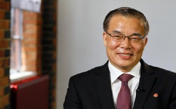Đại sứ Triều Tiên tại Anh Hyon Hak-bong