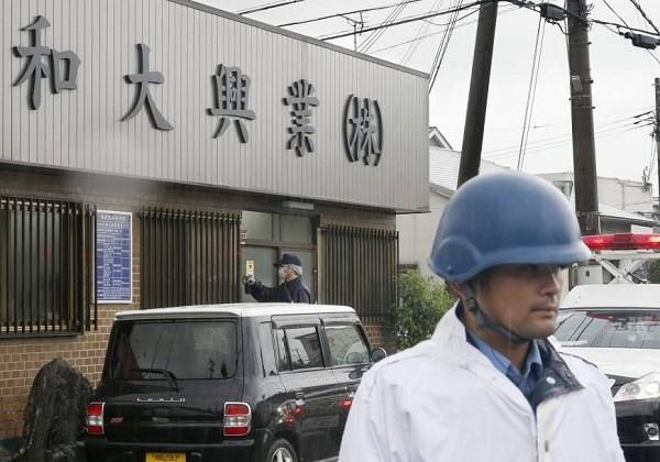 Văn phòng của công ty xảy ra vụ nổ súng