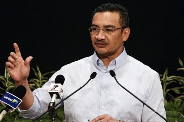 Bộ trưởng Quốc phòng Malaysia Hishammuddin Hussein