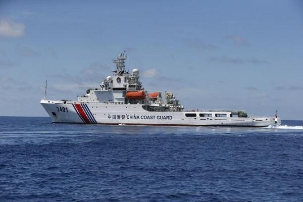 Trung Quốc đưa nhiều tàu hải cảnh ra Biển Đông