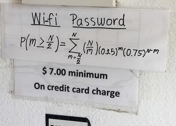 """Nhà hàng Thái Lan có mật khẩu wifi """"bá đạo"""""""