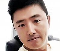 Ông Ko Young-tae, 40 tuổi