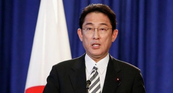 Ngoại trưởng Nhật Bản Fumio Kishida