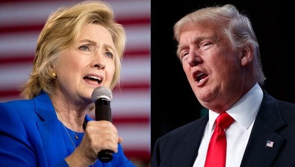 Ứng viên Clinton và Trump tranh thủ những ngày cuối để lấy được sự ủng hộ của cử tri