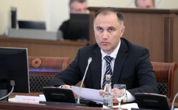 Cựu Phó Thống đốc Saint Petersburg Marat Oganesyan