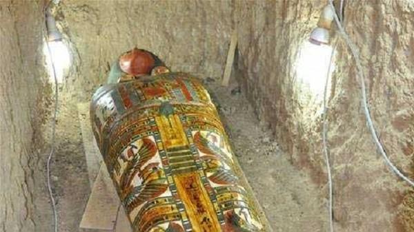 Phát hiện xác ướp 1.000 năm gần như nguyên vẹn