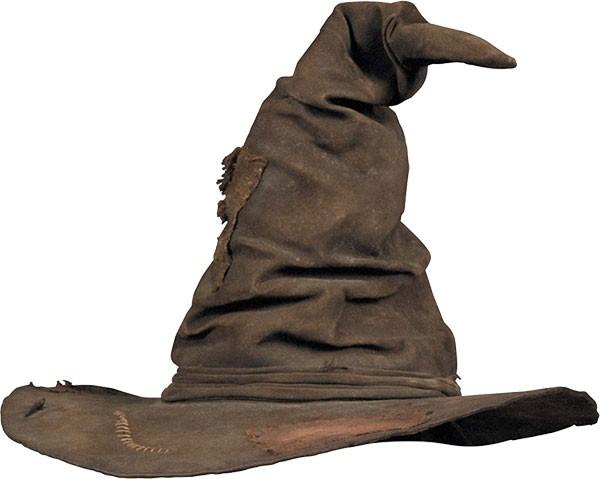Mũ phân loại trong loạt phim Harry Potter