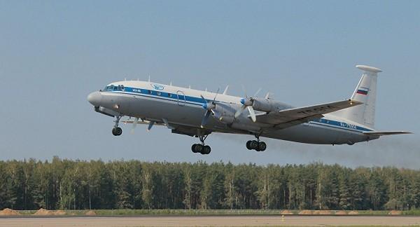 Một chiếc máy bay II-18