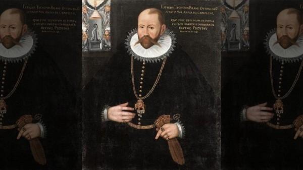 Nhà thiên văn học Tycho Brahe