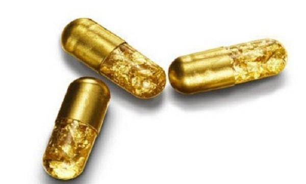 Ai Cập dùng vàng tiêu diệt tế bào ung thư