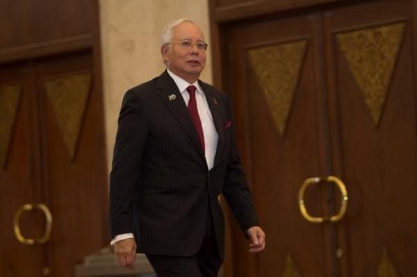 Thủ tướng Malaysia Najib Razak