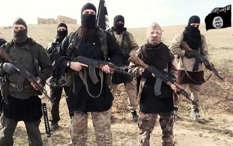 Tổ chức khủng bố Nhà nước Hồi giáo (IS) tự xưng