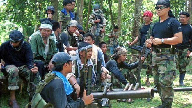 Phiến quân Abu Sayyaf hoành hành ở khu vực đảo phía nam Philippines
