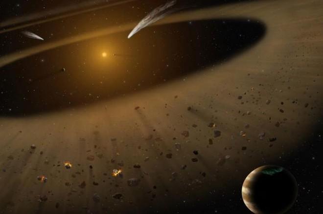 NASA phát hiện bản sao của hệ Mặt trời