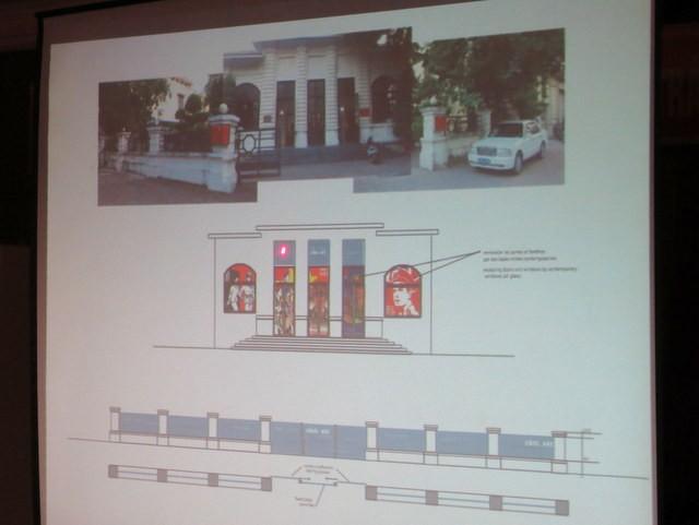 Bảo tàng Công an Thành phố Hà Nội sẽ có diện mạo mới