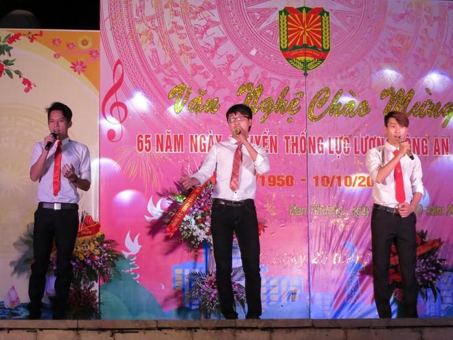 Hội diễn văn nghệ kỷ niệm ngày truyền thống Công an xã ảnh 3
