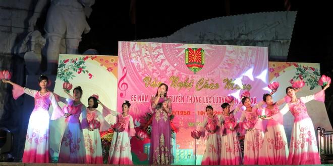 Hội diễn văn nghệ kỷ niệm ngày truyền thống Công an xã ảnh 4
