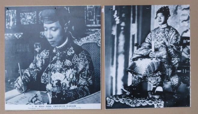 Xem bút tích của các hoàng đế triều Nguyễn qua Châu bản, Mộc bản ảnh 5