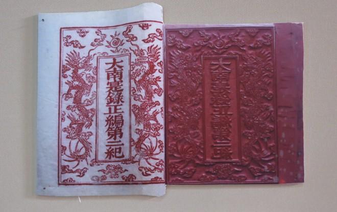 Xem bút tích của các hoàng đế triều Nguyễn qua Châu bản, Mộc bản ảnh 6