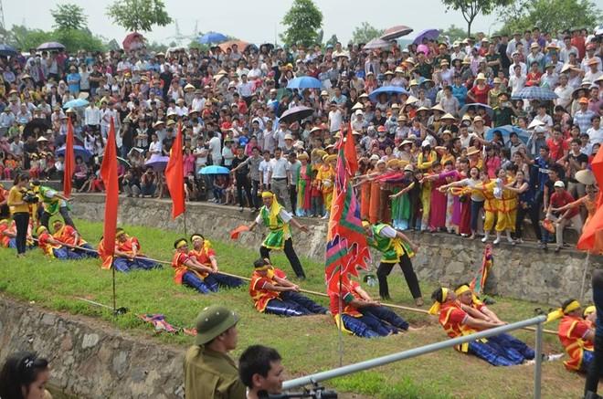 Kéo co chính thức được công nhận là Di sản văn hóa phi vật thể đa quốc gia