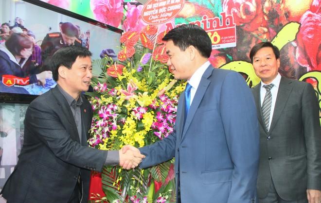 Khai mạc Hội báo Xuân Bính Thân - Hà Nội 2016