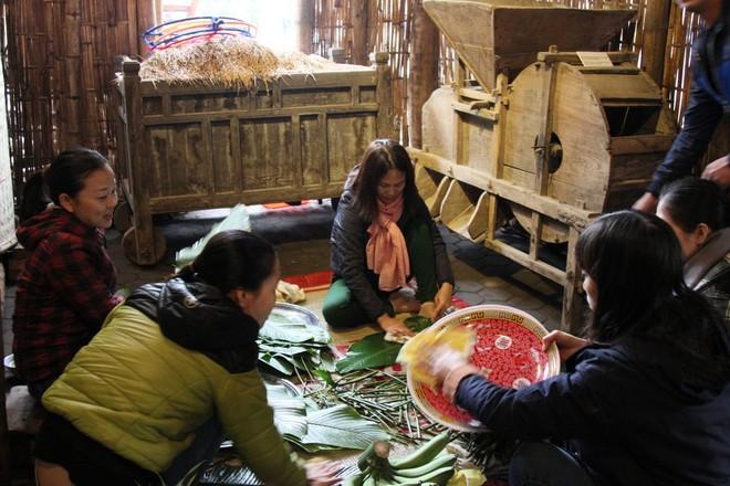 Hương vị Tết truyền thống ở Hoàng thành Thăng Long ảnh 6