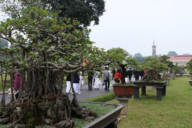 Hương vị Tết truyền thống ở Hoàng thành Thăng Long ảnh 7
