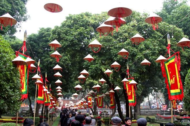 Những hình ảnh đẹp tại Ngày thơ Việt Nam ảnh 1