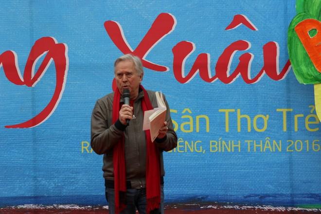 Những hình ảnh đẹp tại Ngày thơ Việt Nam ảnh 7