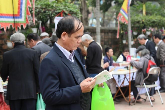 Những hình ảnh đẹp tại Ngày thơ Việt Nam ảnh 9