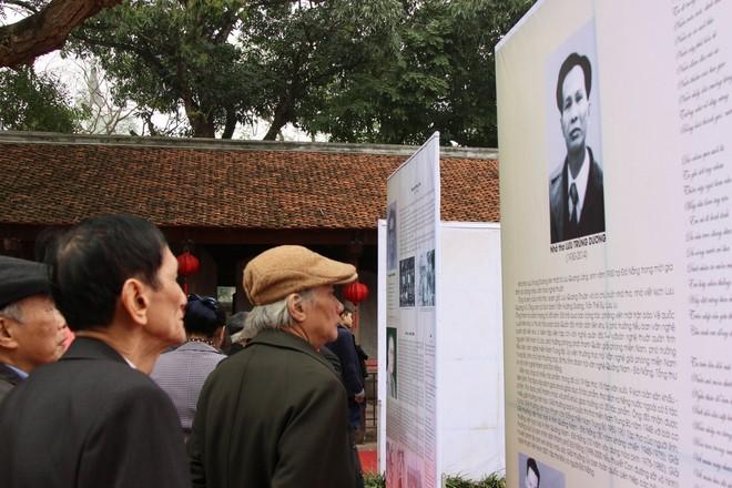 Những hình ảnh đẹp tại Ngày thơ Việt Nam ảnh 2