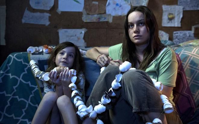 Brie và Tremblay trong Room